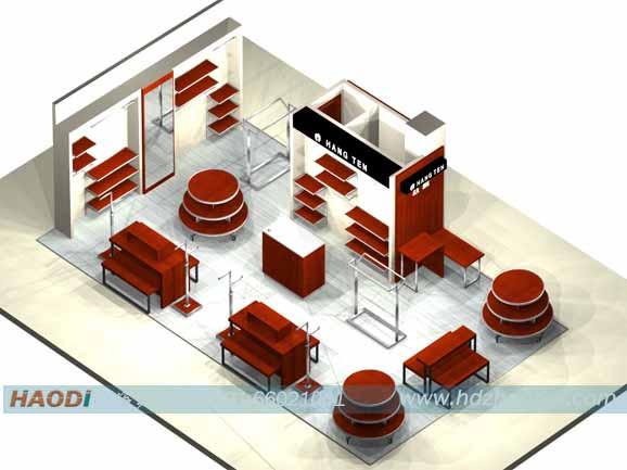 昊迪生产服装展柜型号010-FZZG 展柜上端:透明(亚克力或者钢化玻璃,最好配合灯光),90CM高,长宽与底端保持一致,(材质):可选高密度基材,刨花板,细木工板,实木板等, (饰面):烤漆,贴纸,木皮,防火板,铝塑板,水晶板,包牛皮,手绘图 (配件):玻璃可选择厚度8mm 5mm 10MM普通钢化 白玻钢化。牛皮或则绒布垫子。 皮革样板图   布料图片 防火板展示柜样板