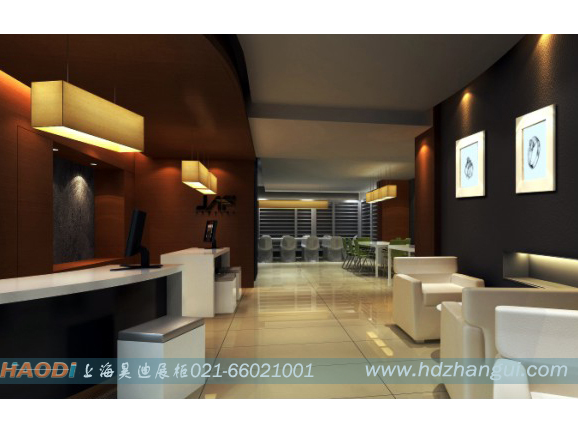 展示柜资讯  大型品牌珠宝展柜,欧美现代风格设计.