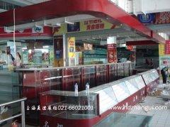超市卖场开放区域