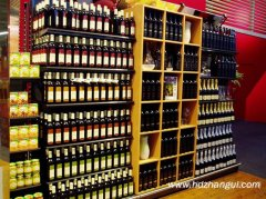 多效分区红酒柜